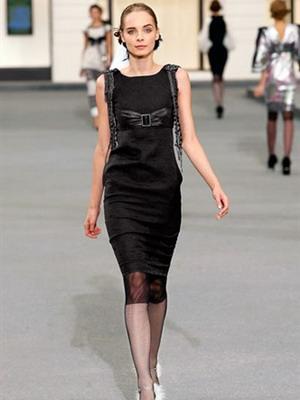 dfd94852e98 Что такое стиль шанель. Коко Шанель и ее маленькое черное платье ...